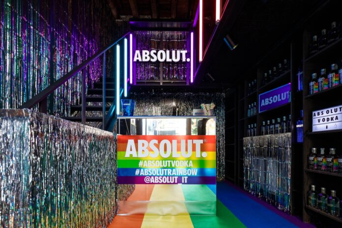 absolut temporary