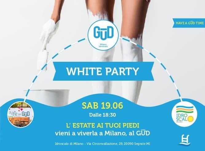 gud idroscalo white party
