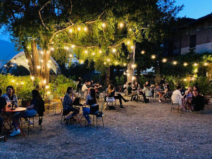 jazz in the park milano aperitivo