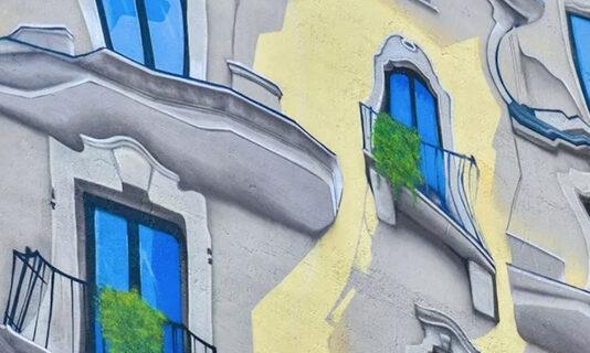 nuovo murales milano