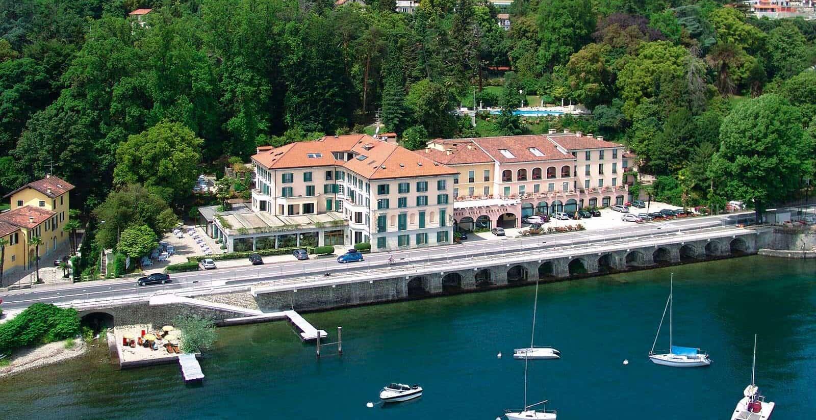 villa carlotta Hotel lago maggiore