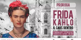 Frida Kahlo - Il Caos Dentro