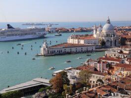 venezia stop navi a san marco