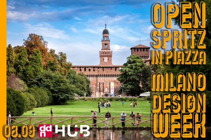 fuorisalone milano design week open spritz castello