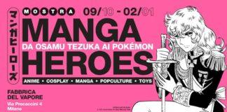 mostra Manga Heroes